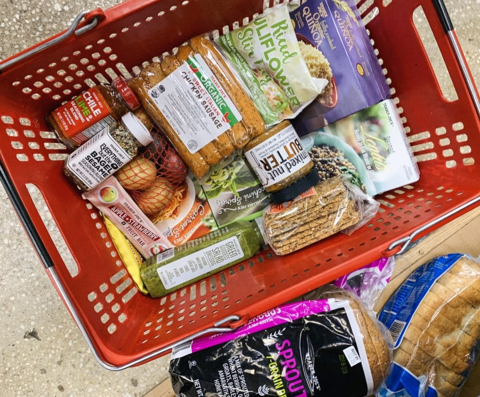 The Ultimate Healthy Trader Joe S Grocery List Over 50 Dietitian Approved Food Items Shaped By Charlotte