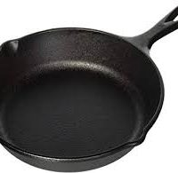 Lodge 8-Inch Cast-Iron Skillet