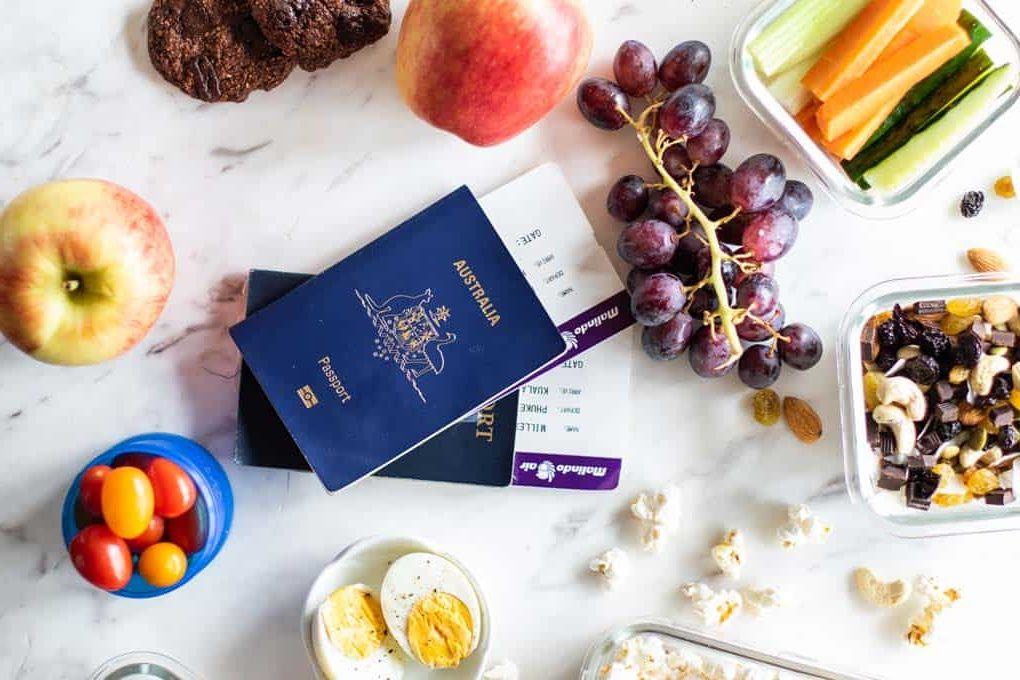 17 Dietitian-Approved Healthy Travel Snacks to Pack on Your Next Trip