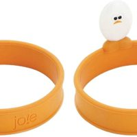 Joie Round Silicone Egg Rings