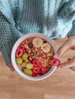 easy ways to sneak fiber into your diet