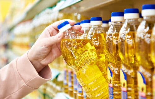 is canola oil bad for you?