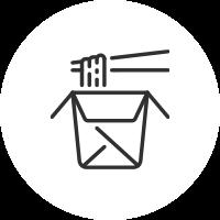 Takeoutbox icon